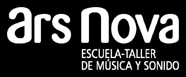 ARS NOVA logo-Blanco
