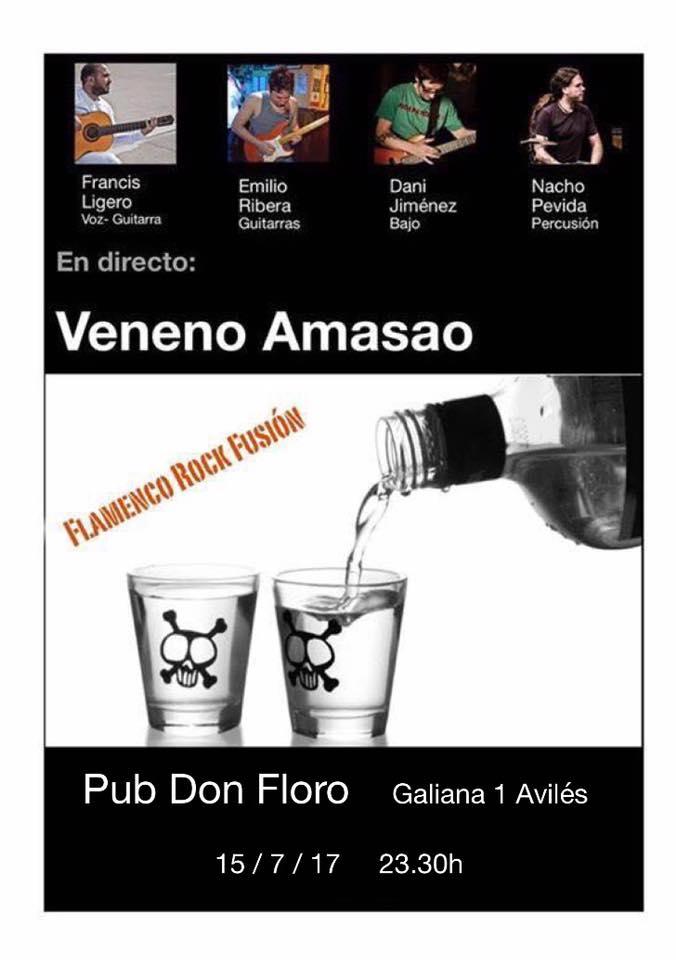 Veneno Amasao Don Floro