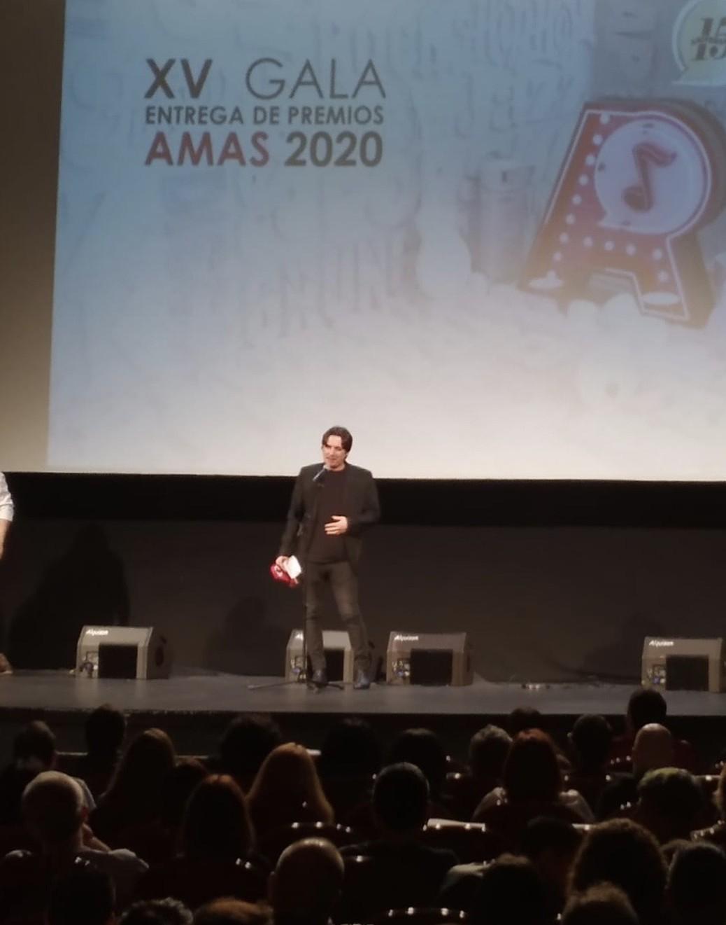 Premios AMAS Emilio Ribera